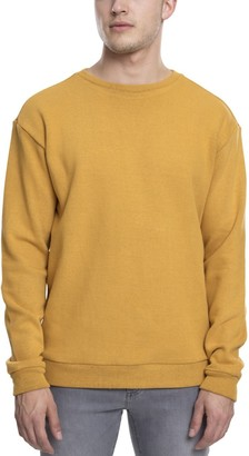 Urban Classics Men's Texture Crewneck Sweater