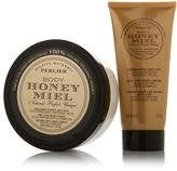 Perlier Honey 2-piece Kit - Body Balm and Hand Cream
