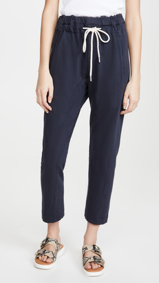 Bassike French Terry Relaxed Pants II