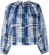 Ulla Johnson checked shirt - women - Cotton - 2