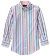 Class Club 8-20 Multi-Stripe Shirt