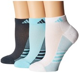 adidas Climacool Superlite Low Cut Socks 3-Pack Women's Low Cut Socks Shoes