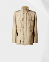 Hunter Linen Green