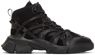McQ Black Orbyt Sneakers
