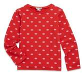 Kenzo Toddler's, Little Girl's & Girl's Printed Long Sleeve Tee