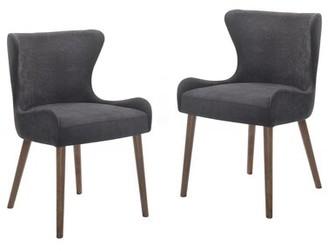 "Wrought Studioâ""¢ Armaga Modern Upholstered Dining Chair Wrought Studioa"