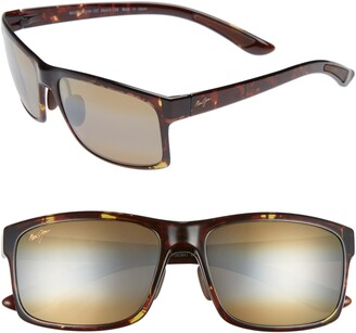 Maui Jim Pokowai Arch 58mm Polarized Sunglasses