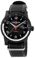 Montblanc Mont Blanc Timewalker Urban Speed DLC-coated Stainless Steel Watch, 43mm