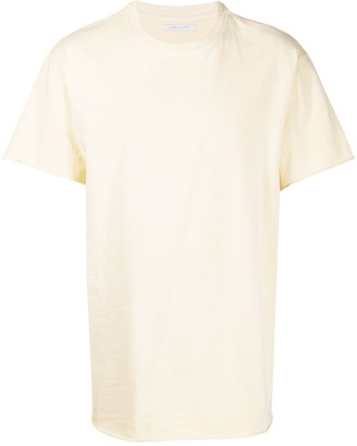 John Elliott Anti-Expo raw hem T-shirt