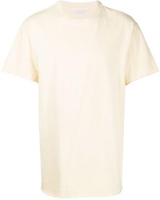 John Elliott raw hem T-shirt