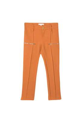 Chloé Pants With Zip