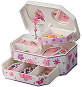 "Mele Kelsey"" Musical Ballerina Jewelry Box"