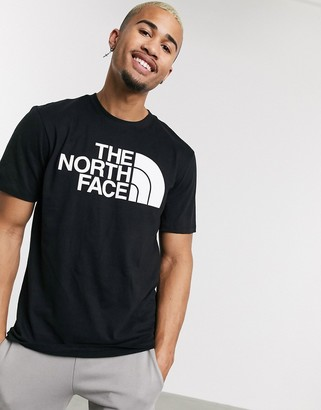 The North Face Half Dome t-shirt in black