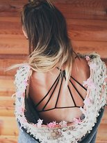 Strappy Back Bra by Intimately at Free People