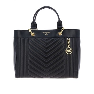 MICHAEL Michael Kors Handbag Susan Xl Bag In Chevron Leather