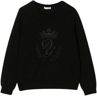 Dolce & Gabbana Black Sweater