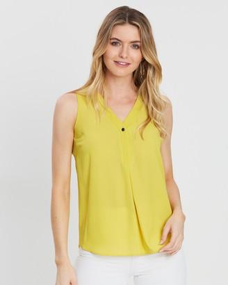 Dorothy Perkins Sleeveless Shirt