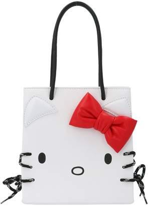Balenciaga Hello Kitty Top Handle Handbag