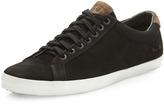 True Religion Comet Leather Sneaker, Black