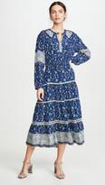 Sea Penelope Long Sleeve Midi Dress