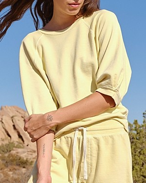 Amo Raglan-Sleeve Sweatshirt