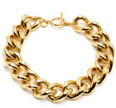 Ben-Amun Gold Links Necklace