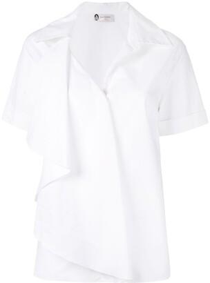 Lanvin layered detail shirt