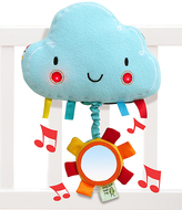Musical Twinkles Cloud Overhead Toy
