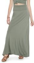So Juniors' SO Cinched Waistband Maxi Skirt
