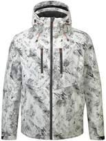 Tog 24 White Camo Crevasse Milatex Jacket