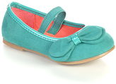 Jelly Beans Sea Green Paroya Flat