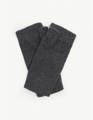 Johnstons Cashmere wrist warmers