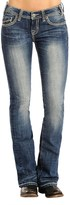 Rock & Roll Cowgirl Rival Jeans - Low Rise, Bootcut (For Women)