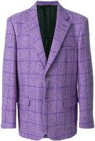 Raf Simons oversized suit jacket