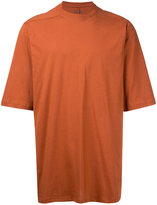 Rick Owens oversized T-shirt - men - Cotton - One Size