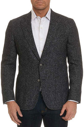 Robert Graham Men's Chester Donegal Tweed Two-Button Sport Coat