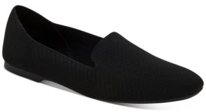Alfani Step N Flex Rorrii Knit Loafer Flats, Created for Macy's Women's Shoes