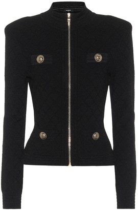 Balmain Knit jacket