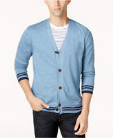 Tommy Hilfiger Men's Tacoma Tipped Cardigan