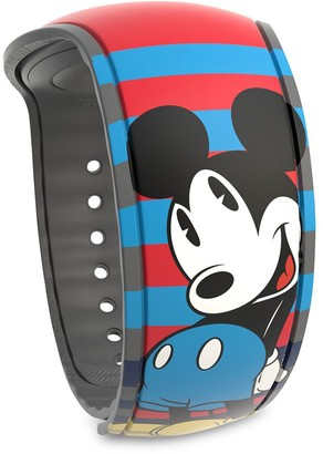 Disney Mickey Mouse Striped MagicBand 2