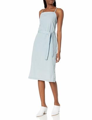 MinkPink Women's Street Snap Side Slip Dress