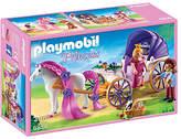 Playmobil Princess Royal Couple with Carriage