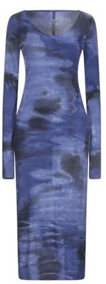 Raquel Allegra 3/4 length dress