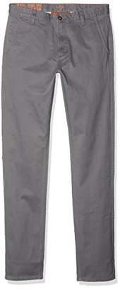 Dockers Alpha Khaki Slim Tapered Trousers,30W x 30L