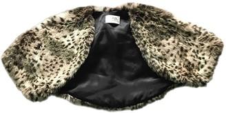 Julien Macdonald Julien Mac Donald Faux fur Coat for Women