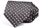 Canali Medium Painted Dot Neat Classic Tie