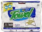 "Kirkland Signature Create-A-Size Towels, 11""x7"""