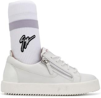 Giuseppe Zanotti flat sole sneakers