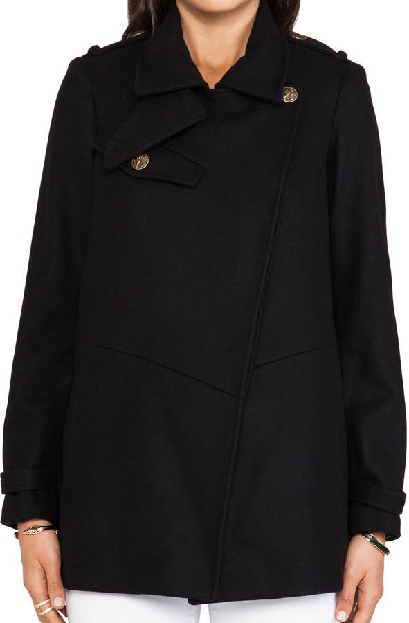Gryphon Latch Coat