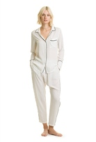 Country Road Pinstripe Pyjama Set